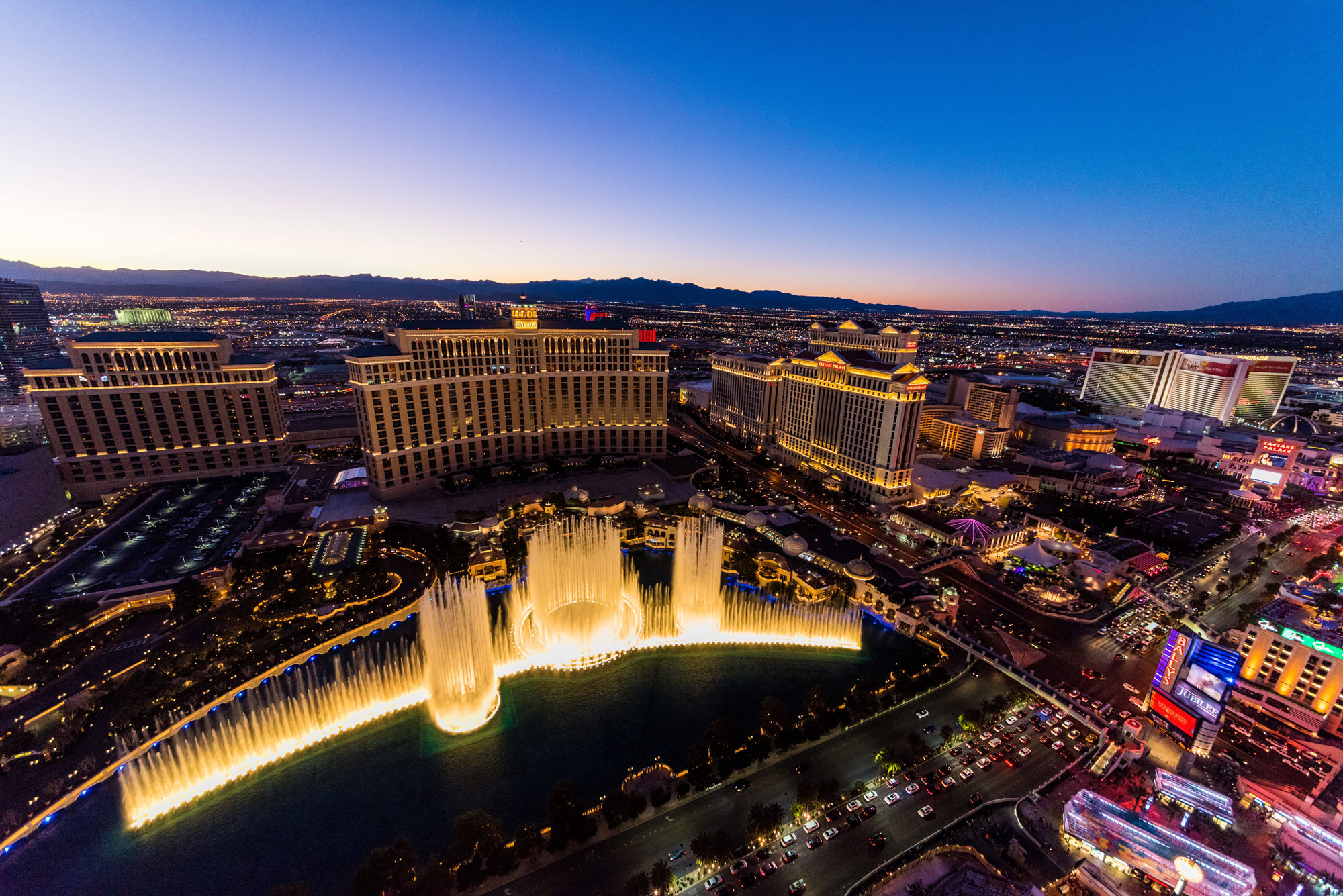 Las Vegas Casinos Reopen